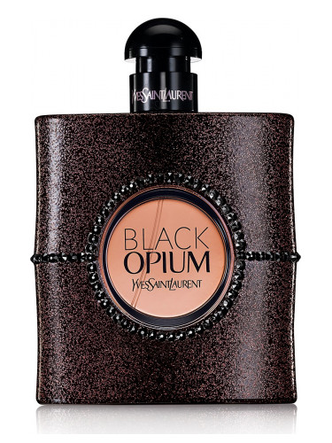 Новые ароматы Yves Saint Laurent 2016-2017 - Black Opium Sparkle Clash Limited Collector's Edition Eau de Toilette - кофе, чай, ваниль