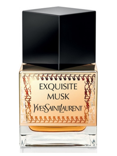 Новые ароматы Yves Saint Laurent 2016-2017 - Exquisite Musk - роза и мускус