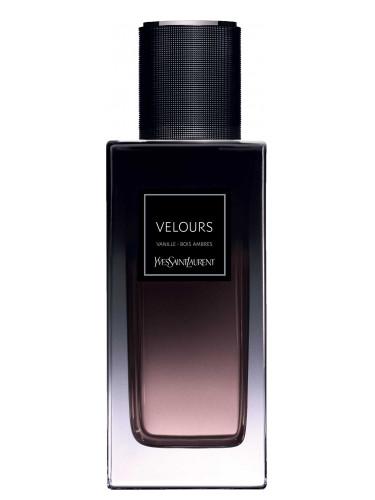 Новые ароматы Yves Saint Laurent 2016-2017 - Velours - чай, перец, ваниль