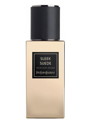 Новые ароматы Yves Saint Laurent 2016-2017 - Sleek Suede - ваниль, какао, удовое дерево
