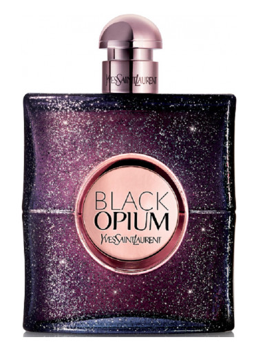 Новые ароматы Yves Saint Laurent 2016-2017 - Black Opium Nuit Blanche - ваниль, кофе, карамель
