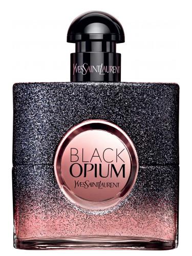 Новые ароматы Yves Saint Laurent 2016-2017 - Black Opium Floral Shock - белые цветы, бергамот, груша, лимон