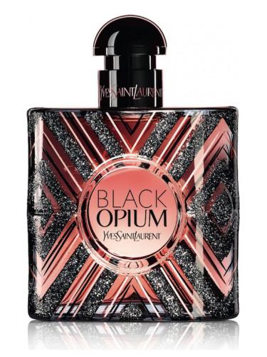 Новые ароматы Yves Saint Laurent 2016-2017 - Black Opium Pure Illusion - восточный пряный