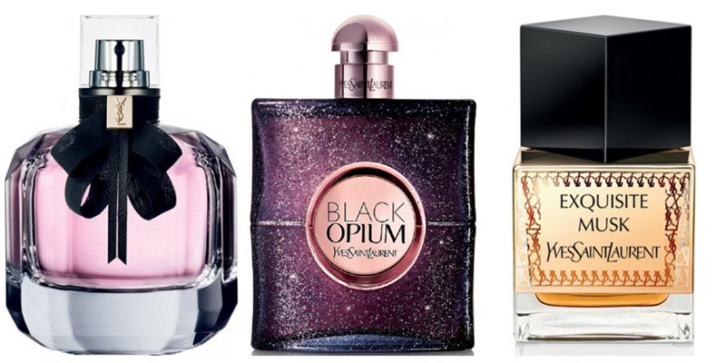 Новые ароматы Yves Saint Laurent 2016-2017 - женская парфюмерия