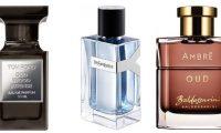 Новые мужские ароматы: Tom Ford, Yves Saint Laurent, Baldessarini