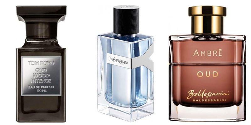 Новые мужские ароматы: Tom Ford, Yves Saint Laurent, Baldessarini - восточная парфюмерия