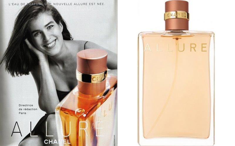 Женские ароматы Chanel Allure - Allure Eau de Parfum (1999) - теплый цветочно-восточный
