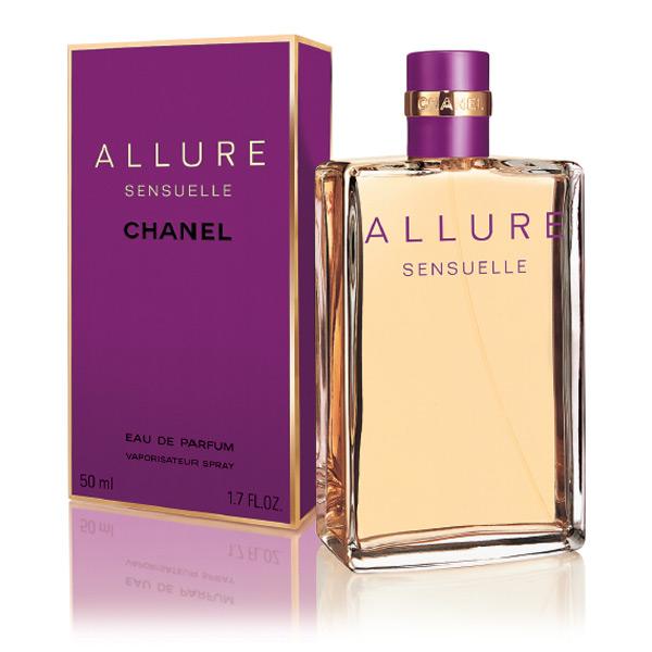 Женские ароматы Chanel Allure - Allure Sensuelle Eau de Toilette (2006) - чувственный восточный пряный