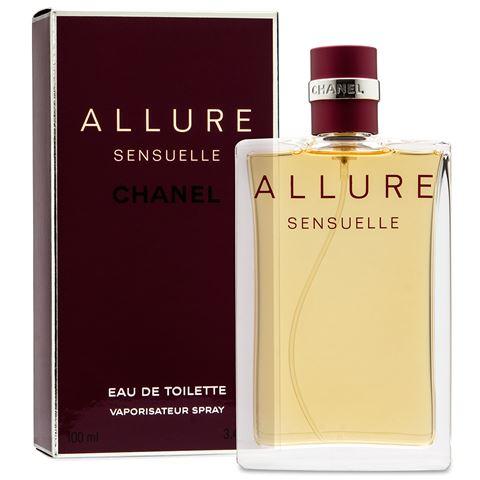 Женские ароматы Chanel Allure - Allure Sensuelle Parfum (2006) - восточный цветочный