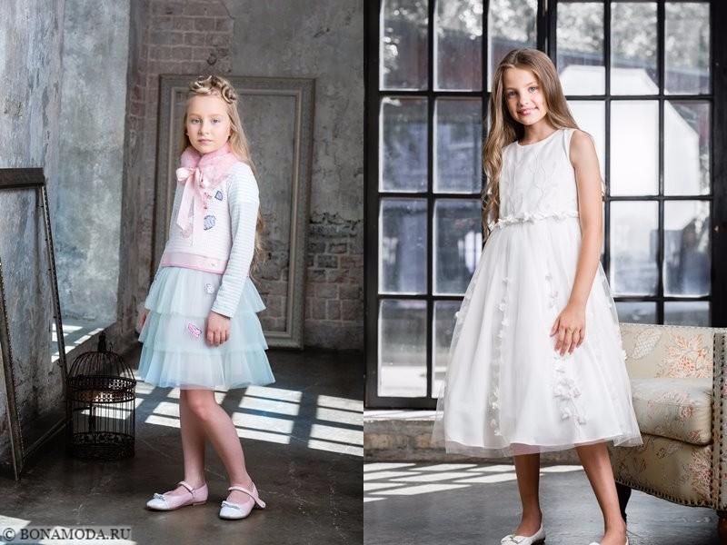 Детская коллекция Choupette осень-зима 2017-2018 - воздушные платья принцессы