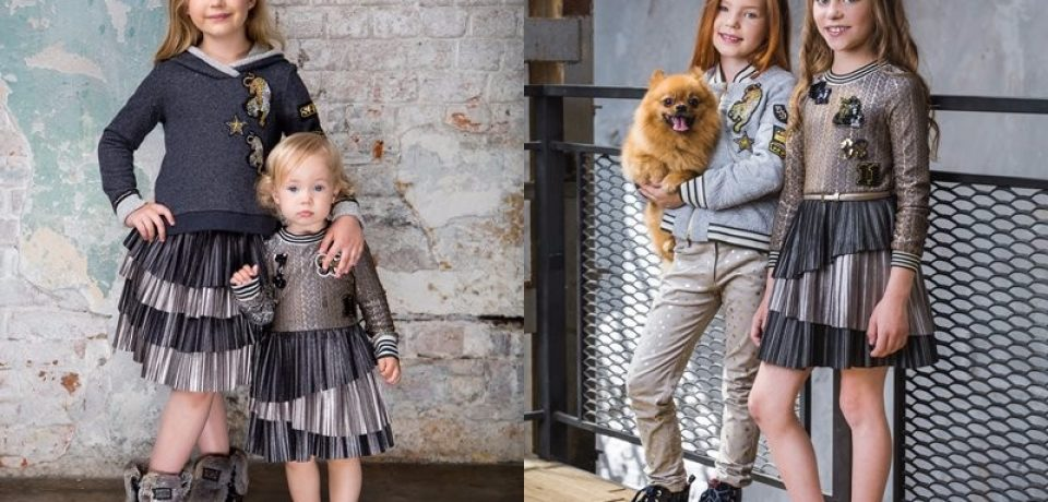 Детская коллекция Choupette осень-зима 2017-2018