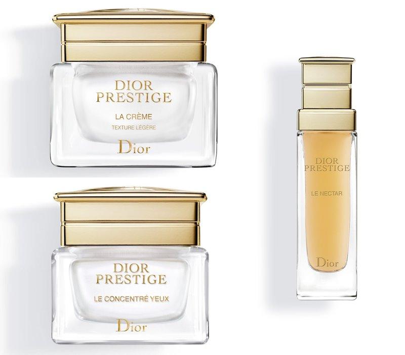 Косметическая линия Dior Prestige