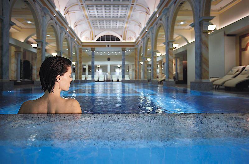 Новая программа омоложения от Grand Resort Bad Ragaz в Швейцарии