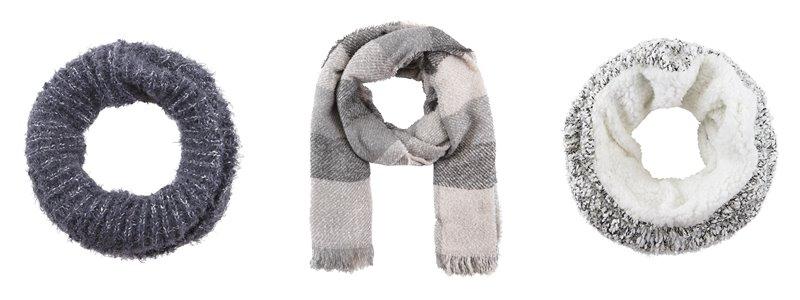 Women'secret - мягкие шарфы-снуды