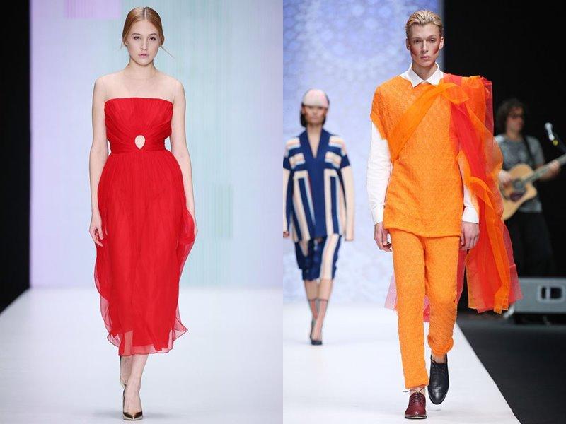 «Российские дизайнеры против СПИДа» - KONDAKOVA и KseniaSeraya