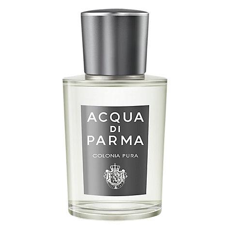 Acqua di Parma Colonia Pura – свежий озоновый цитрусовый аромат