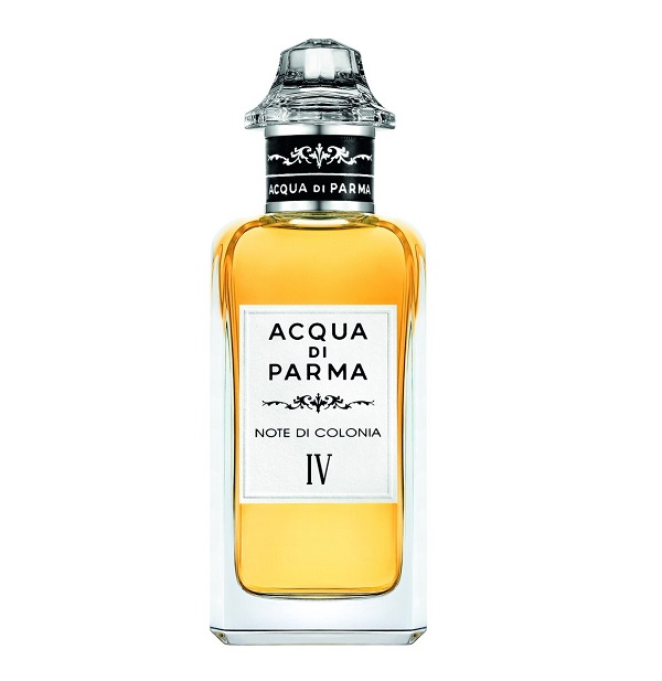 Acqua di Parma Note Di Colonia IV – мягкий восточный цитрусовый аромат
