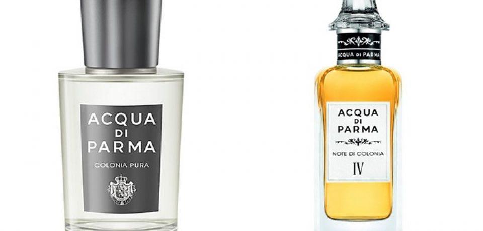 Acqua di Parma Colonia Pura и Note Di Colonia IV: цитрусовые унисекс-ароматы 2017