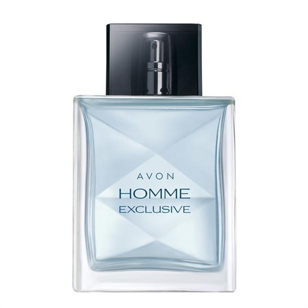 Мужской аромат Avon Homme Exclusive 2017