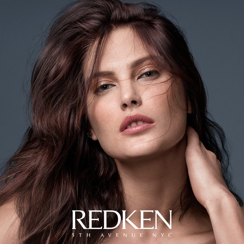 Кэт МакНил - лицо рекламной кампании Redken Clean Maniac
