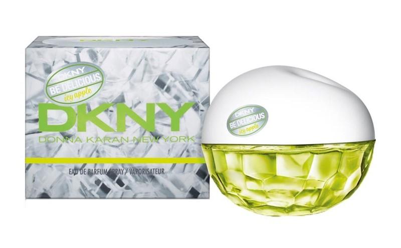 Женский фруктово-цветочный аромат DKNY Be Delicious Icy Apple Donna Karan
