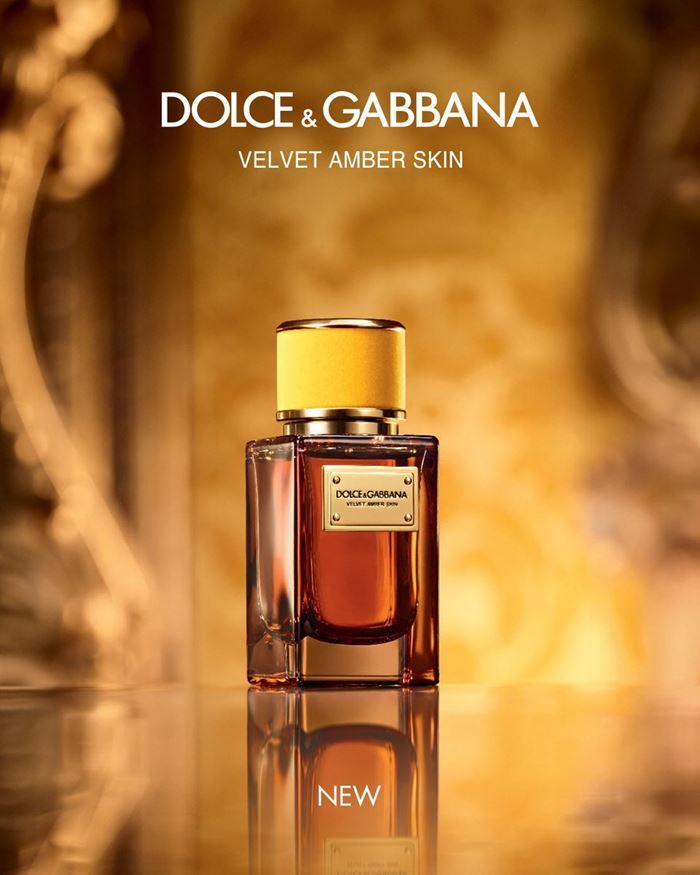 Цветочно-восточный аромат Dolce & Gabbana Velvet Amber Skin