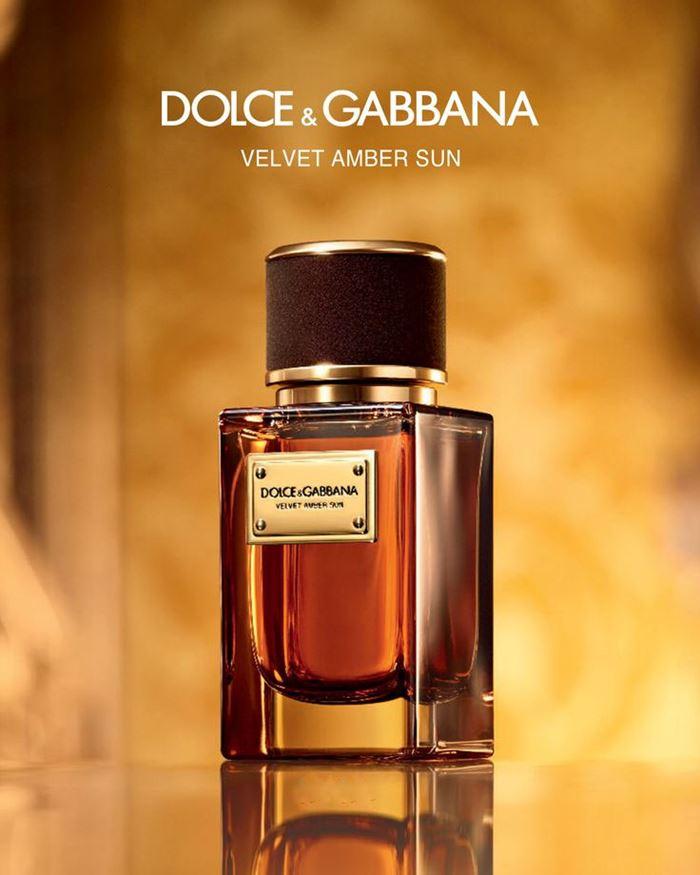 Восточный аромат Dolce & Gabbana Velvet Amber Sun