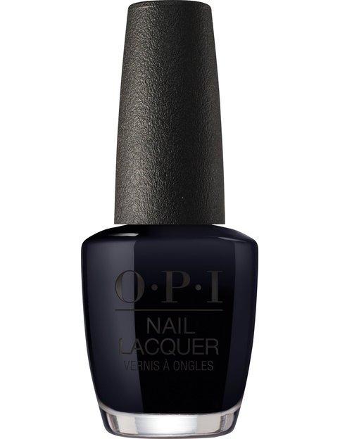 Коллекция гель-лаков для ногтей OPI Holiday 2017 - черный цвет