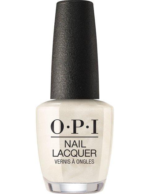 Коллекция гель-лаков для ногтей OPI Holiday 2017 - светлый пастельный ванильный