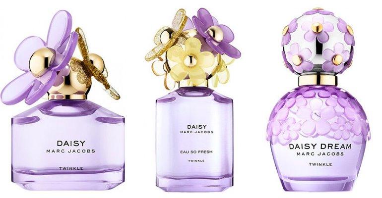 Новые ароматы Marc Jacobs Daisy Twinkle 2017