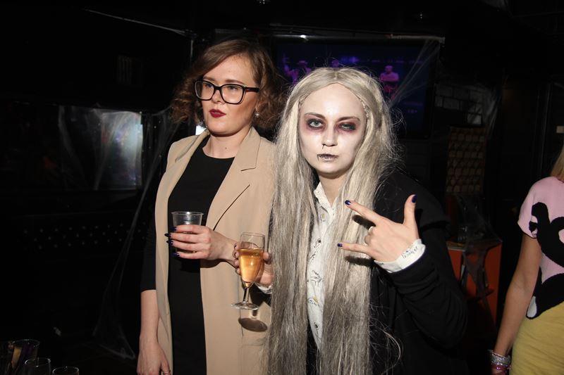 «Мода и театр – единое пространство»: Театр на Юго-Западе отметил Хэллоуин - фото 12