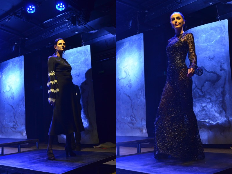 «Мода и театр – единое пространство»: Театр на Юго-Западе отметил Хэллоуин - фото 1