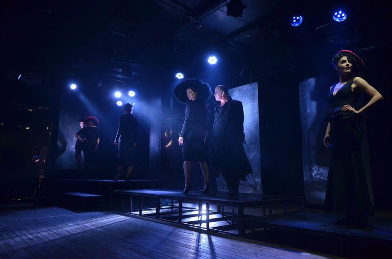 «Мода и театр – единое пространство»: театр на Юго-Западе отметил Хэллоуин
