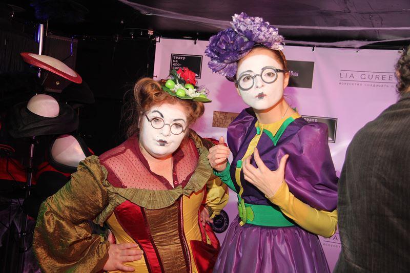«Мода и театр – единое пространство»: Театр на Юго-Западе отметил Хэллоуин - фото 7