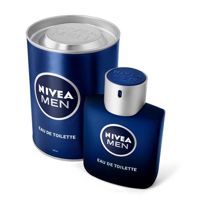 Nivea Men Eau de Toilette - фужерный свежий мужской одеколон
