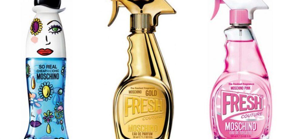 Новые ароматы Moschino 2017