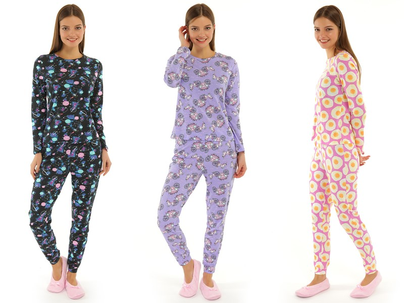 ТВОЕ коллекция домашней одежды - пижамы с принтом