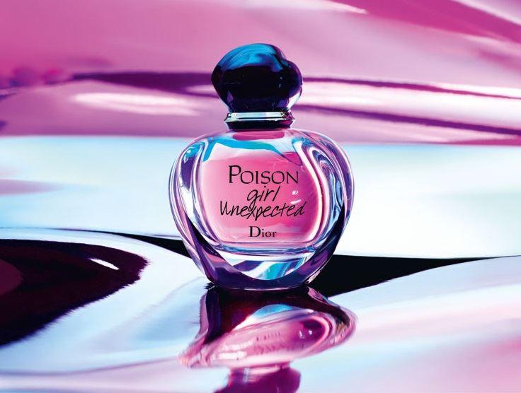 Poison Girl Unexpected – новый восточный аромат Dior 2018