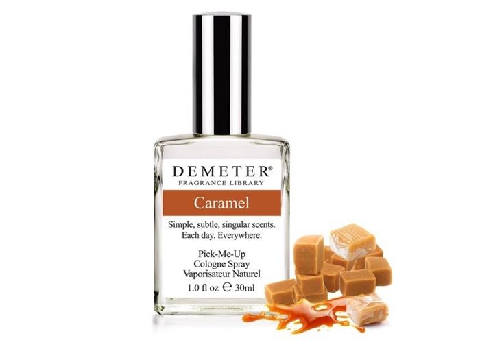 Духи с запахом карамели - Caramel (Demeter): карамель