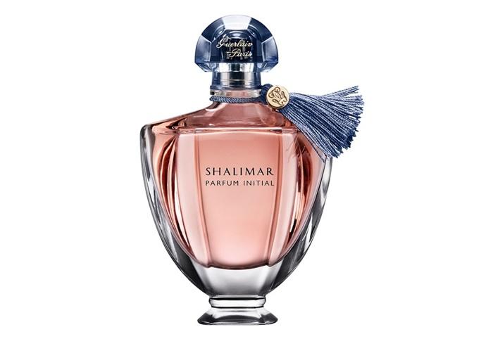 Духи с запахом карамели - Shalimar Parfum Initial (Guerlain): ваниль, карамель и ирис