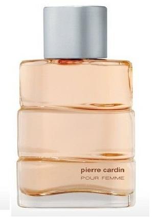 Ароматы с нотами корицы: Pierre Cardin Pour Femme (Pierre Cardin): корица, персик, сандал