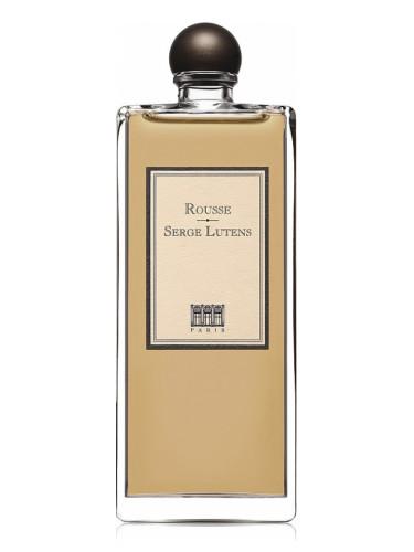 Ароматы с нотами корицы: Rousse (Serge Lutens): корица и гвоздика