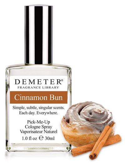 Ароматы с нотами корицы: Cinnamon Bun (Demeter): корица и ваниль