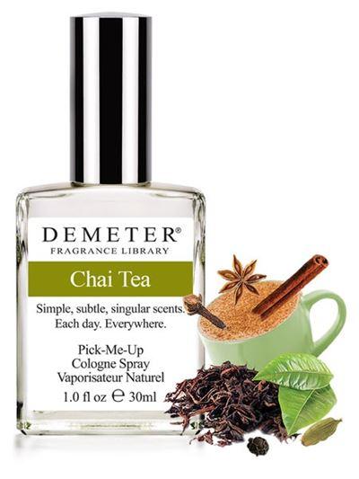 Ароматы с нотами корицы: Chai Tea (Demeter): корица и специи