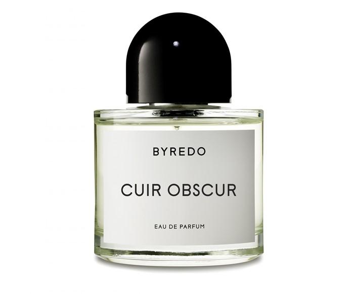 Духи с запахом кожи - Cuir Obscur (Byredo): кожа, роза
