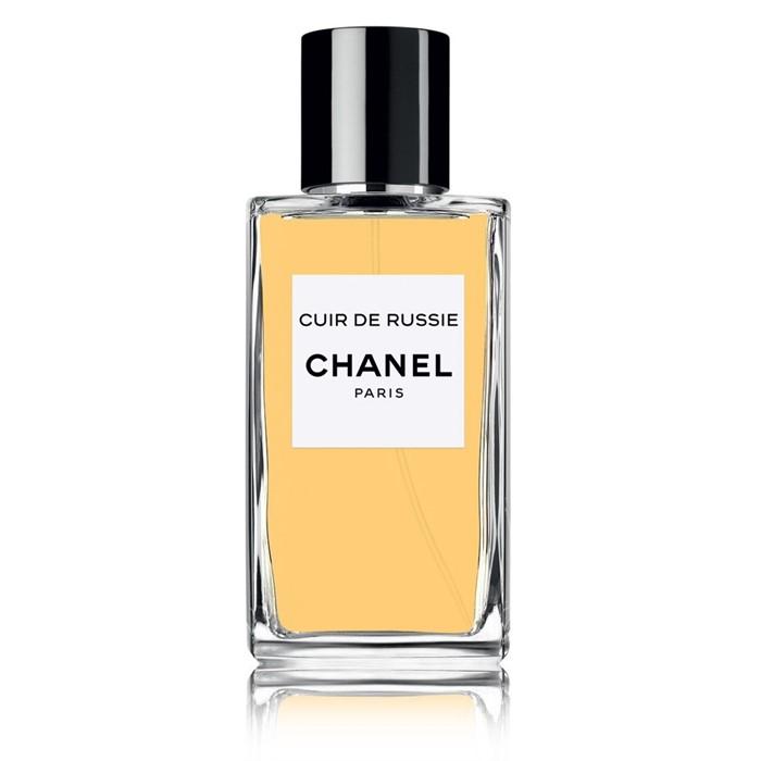 Духи с запахом кожи - Cuir de Russie (Les Exclusifs de Chanel): кожа, берёза, жасмин