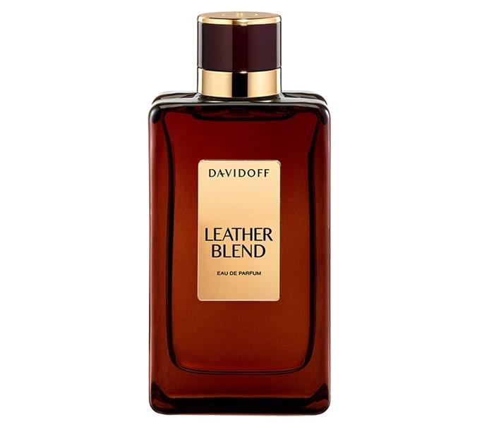 Духи с запахом кожи - Davidoff Leather Blend (Davidoff): кожа, амбра, шафран
