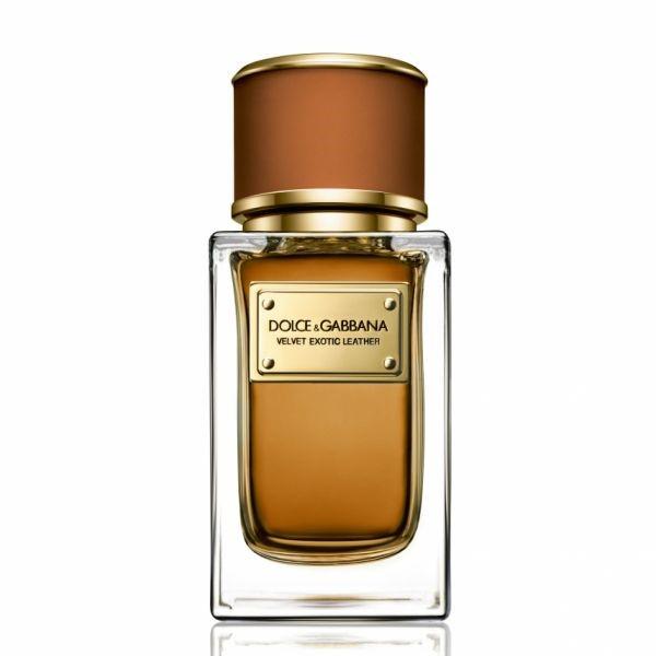 Духи с запахом кожи - Velvet Exotic Leather (Dolce&Gabbana): кожа, ром, ладан