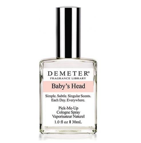 Духи с ароматом пудры - Baby's Head (Demeter): пудра