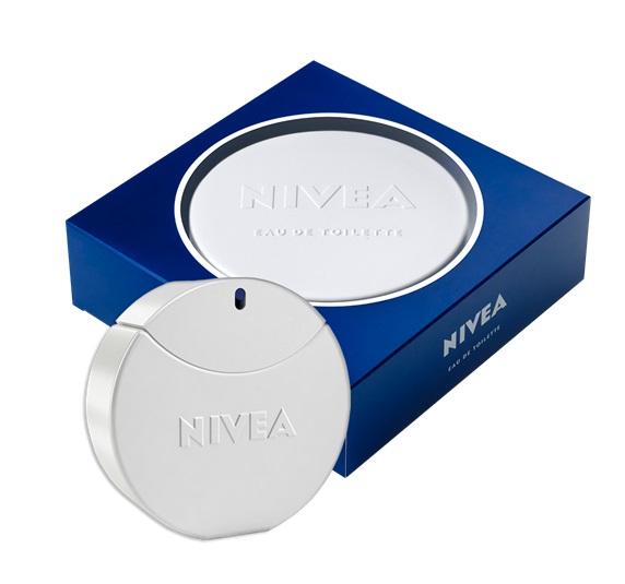 Духи с ароматом пудры - Nivea Eau de Toilette (Nivea): пудра, лаванда, фрезия